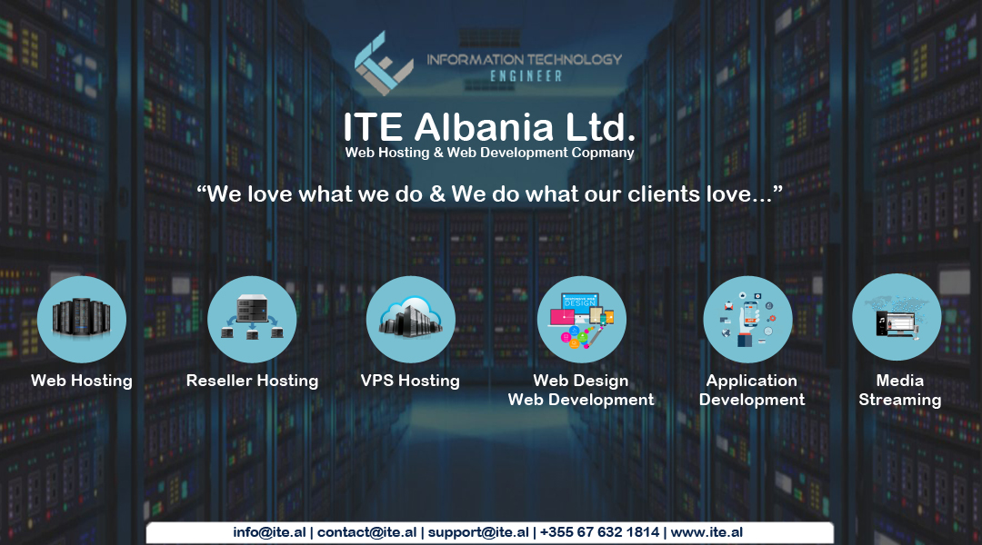 OG Cover ITE-Albania Ltd